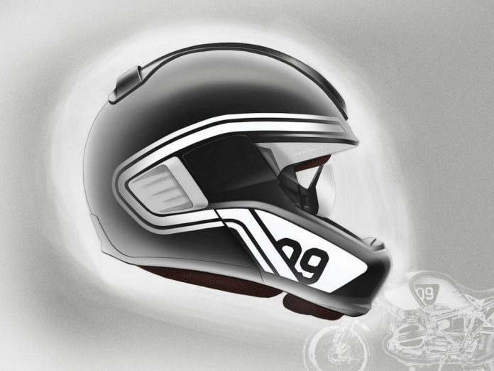 BMW Helmet Head-Up Display
