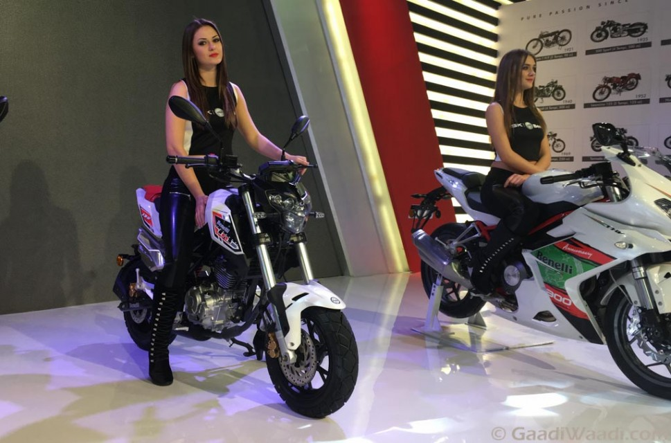 Benelli Tornado Naked T 125_-2