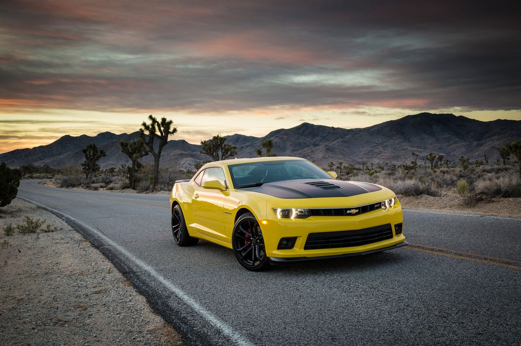 Chevrolet Camaro Beats Mustang Becomes Bestselling Muscle Car in US