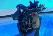 Ford Ecoboost Carbon Fibre 1.0-litre Engine unveiled