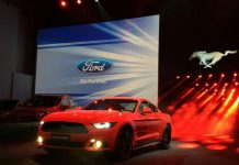 Ford Mustang India Launch 1