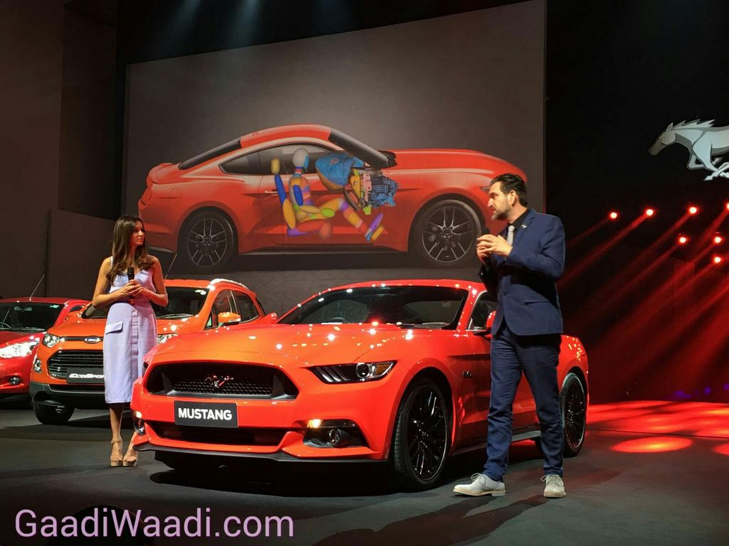 Ford set to sell 2 lakh performance cars by the end of 2016 the most popular cars are focus rs and the sixth generation ford mustang
