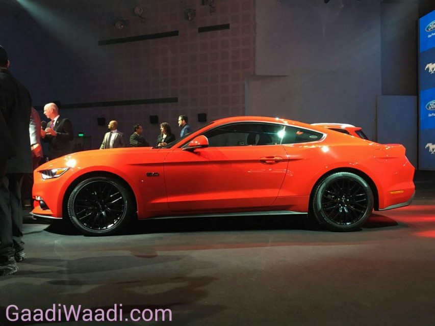 Ford Mustang India Launch 5