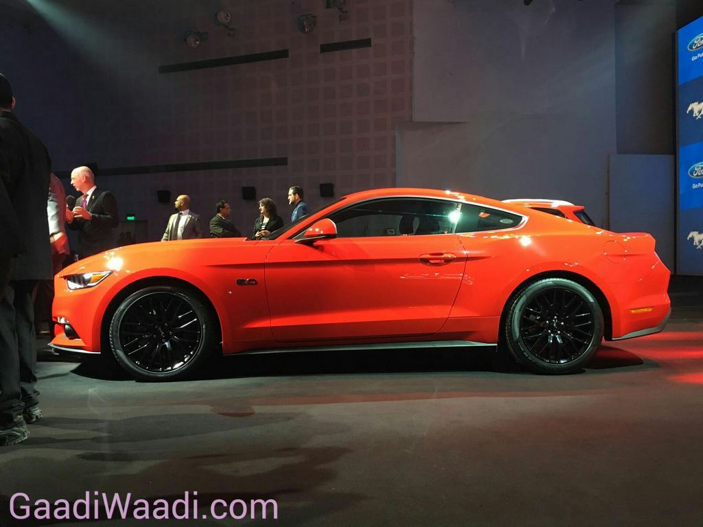 Ford Mustang Outsold German Sports Cars In Germany