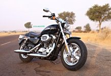 Harley Davidson Custom 1200 India (2)