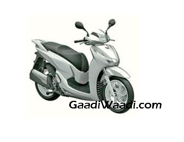 Honda 150cc Scooter Patented in India, On the way to Auto Expo 2016