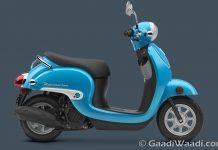 Honda Navi Scooter India-4