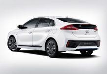 Hyundai Ioniq Rear Quarter