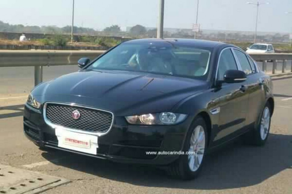 Jaguar XE India Launch Date, Specs, Pics, Price