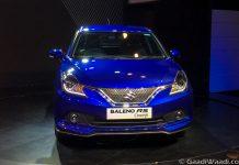 MAruti baleno RS unveiled-3