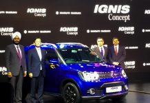 MAruti ignis unveiled-6