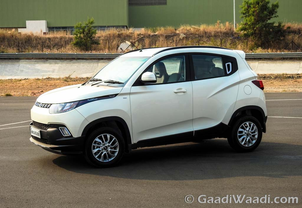 Mahindra KUV100 First Drive Review (10)