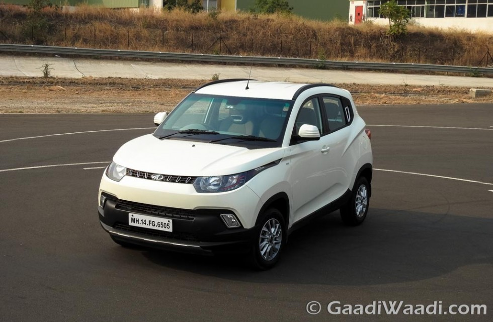 Mahindra KUV100 First Drive Review (22)