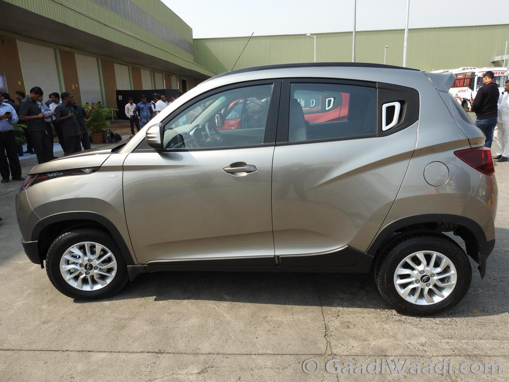 Mahindra Kuv100 India Specs Prices Mileage Review Variants