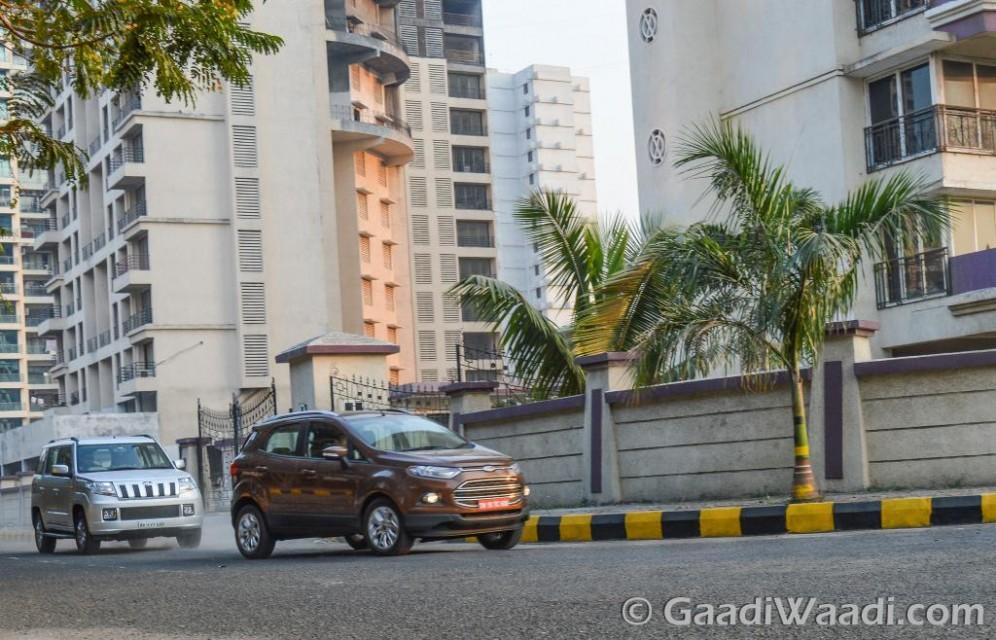 Mahindra TUV 300 vs Ford Ecosport Review (3)