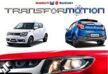 Maruti Suzuki 2016 Auto Expo