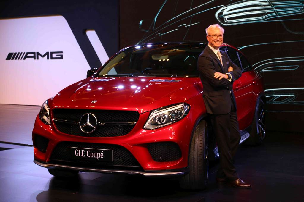 mercedes gle 450 amg coupe launched in india at rs lakh latest car. Black Bedroom Furniture Sets. Home Design Ideas