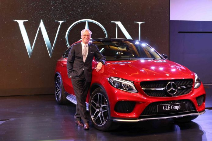 Mercedes GLE 450 AMG Coupe Launched in India 3