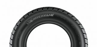 Michelin City Pro 90x100 scooter