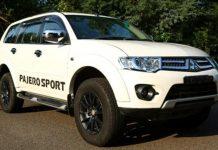 Mitsubishi Pajero Sport Limited Edition 1