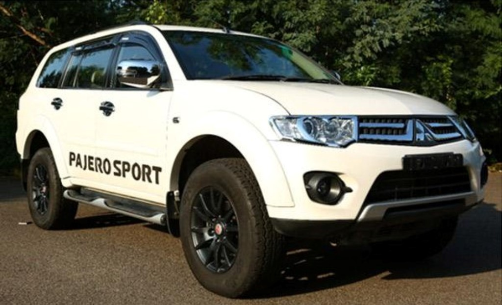 Mitsubishi Pajero Sport Limited Edition Launched In India