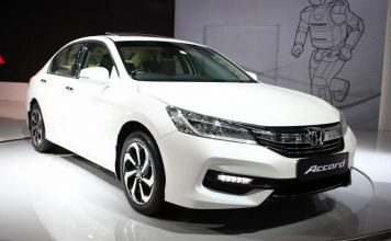 New Generation Honda Accord Hybrid 1
