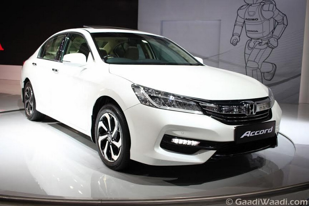 New Generation Honda Accord Hybrid 1