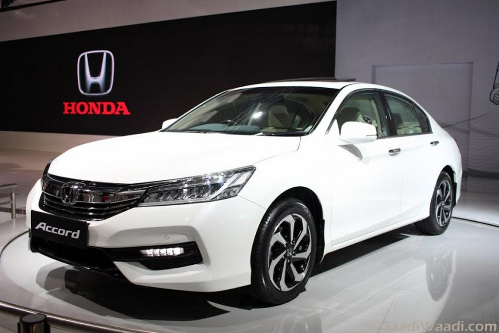Honda Accord Hybrid Launched – All You Need to Know
