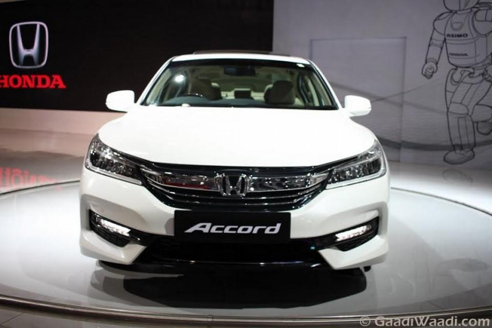 New Generation Honda Accord Hybrid