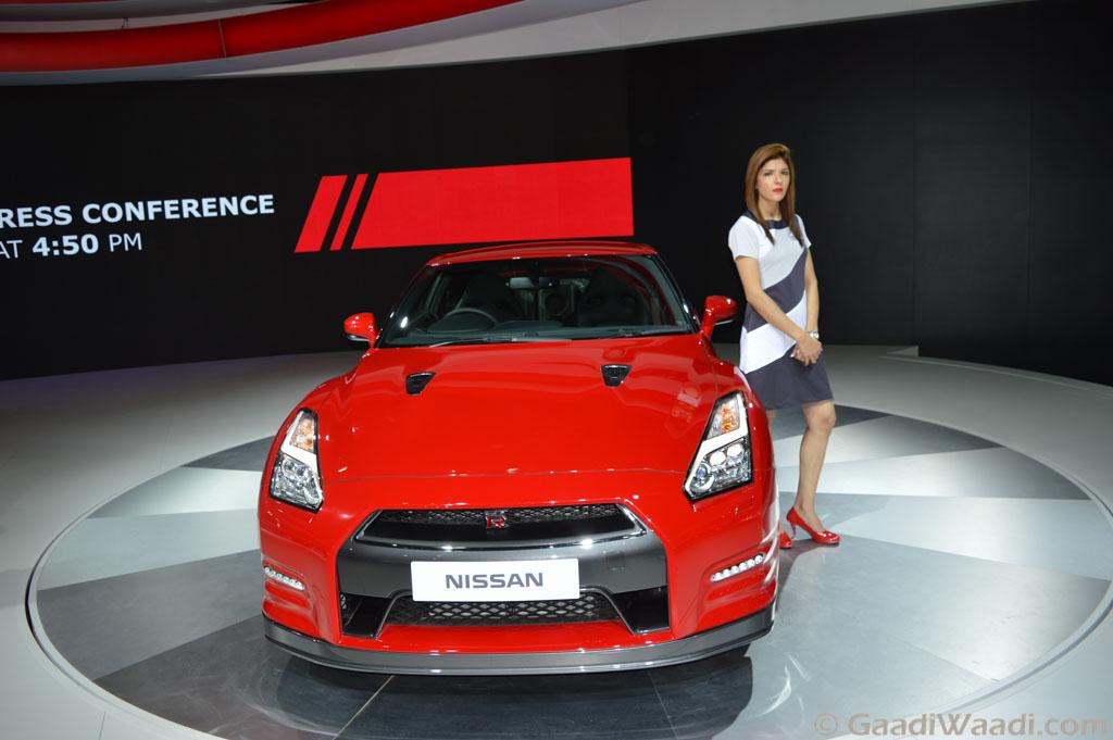 Nissan GTR_