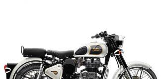 RE Classic 350 White