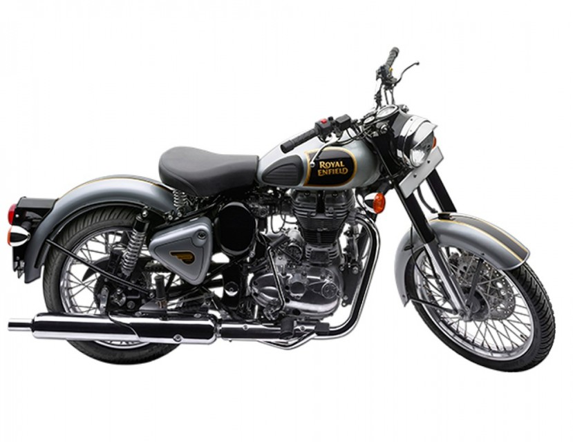 Royal Enfield New Colours Palette For All Motorcycles Witnesses A