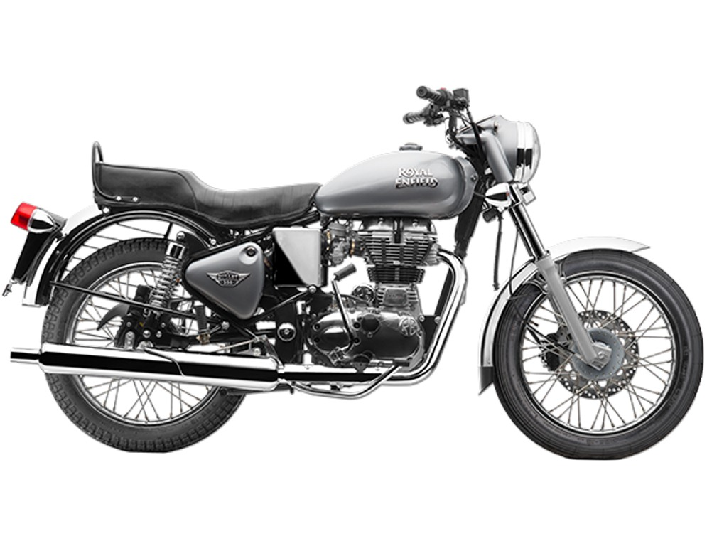 Royal Enfield New Colours Palette For All Motorcycles -6935