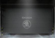 Skoda Kodiak SUV Teaser