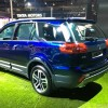 Tata Hexa unveiled in india