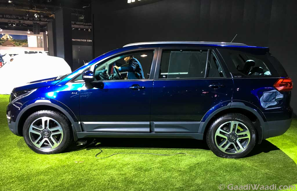 Tata Hexa Launched In India Prices Specs Pics Mileage