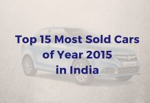 Top 15 Most Sold Cars of 2015-1