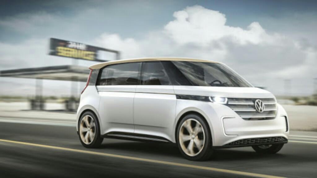 Volkswagen Budd-e concept 2