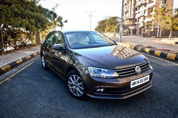 Volkswagen Jetta Touch Screen India