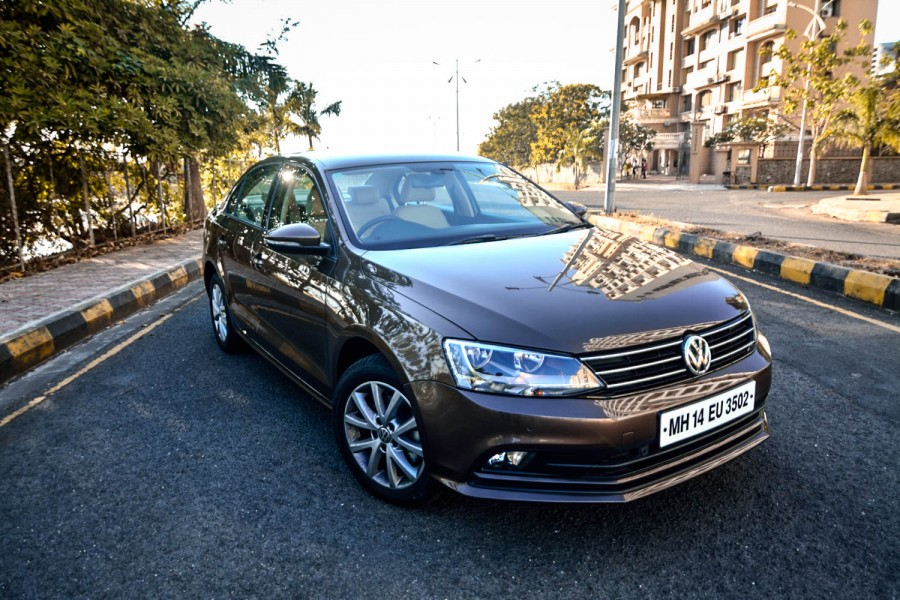 Volkswagen Jetta Touch Screen India