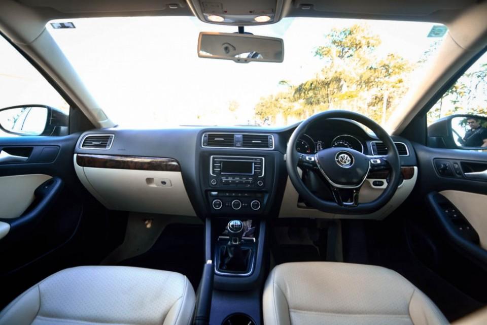 Volkswagen Jetta Touch Screen