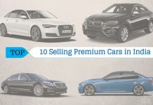 top 10 selling premium cars