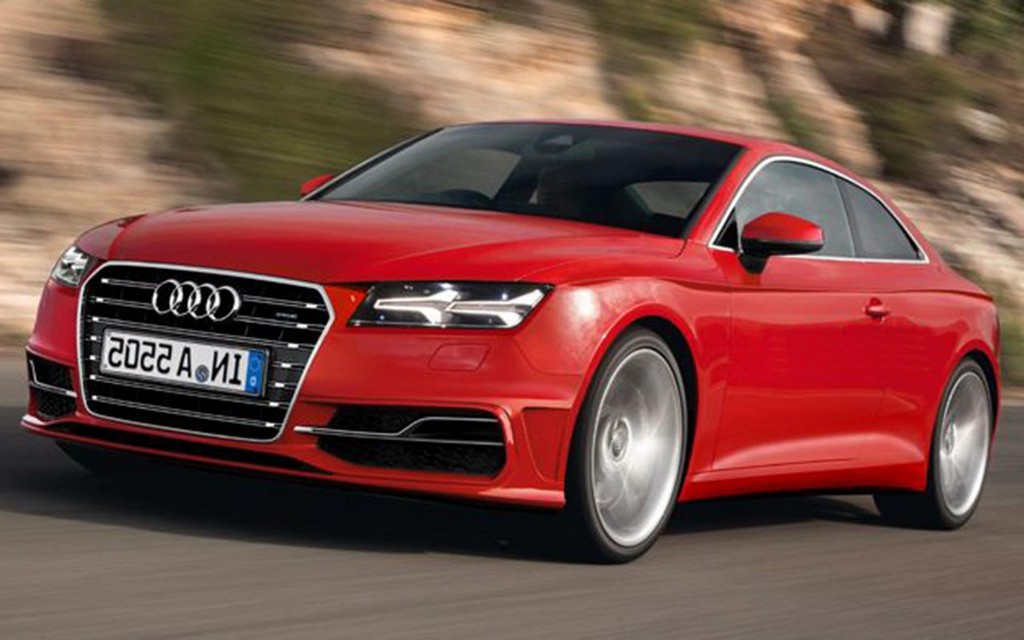 Next Generation Audi A5 Range S Launch Timeline Leaked