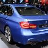 2016 BMW 3 Series Facelift Rear side
