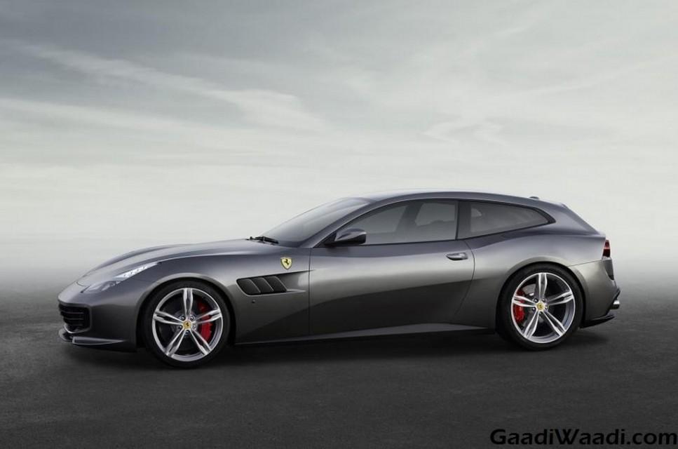 2016 Ferrari GTC4Lusso side