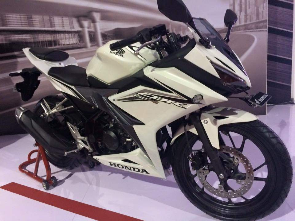 2016 Cbr 150r Launched In Indonesia Priced From Rs 1 45