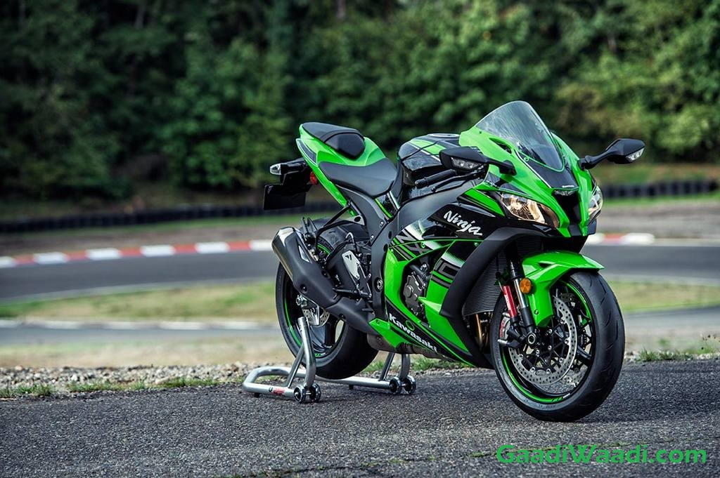 2016 Kawasaki ZX-10R launched in India