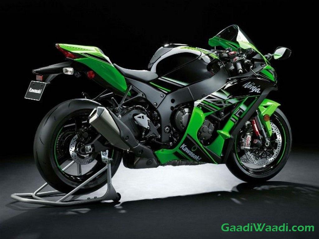 Kawasaki Ninja R Special Edition Parts