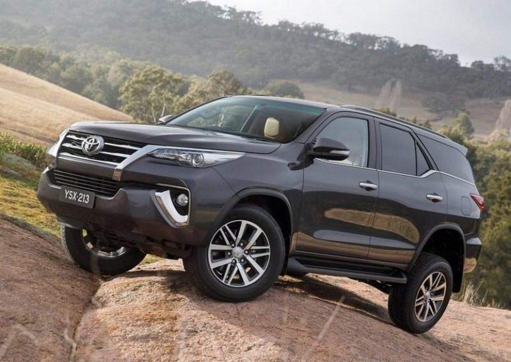 New Toyota Fortuner India Price Specs Pics Mileage Features