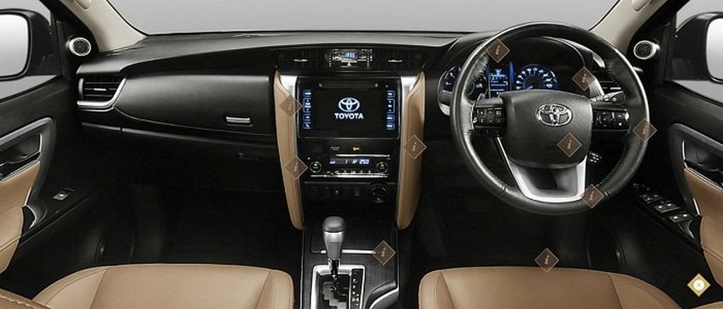 New Toyota Fortuner India Price Specs Pics Mileage